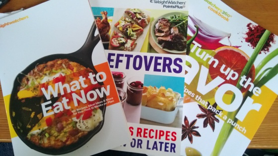 Three cookbooks that have easy-to-make recipes: What to Eat Now, I <3 Leftovers, Turn Up the Flavor